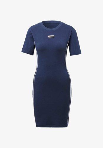 TEE DRESS - Vestido de tubo - blue