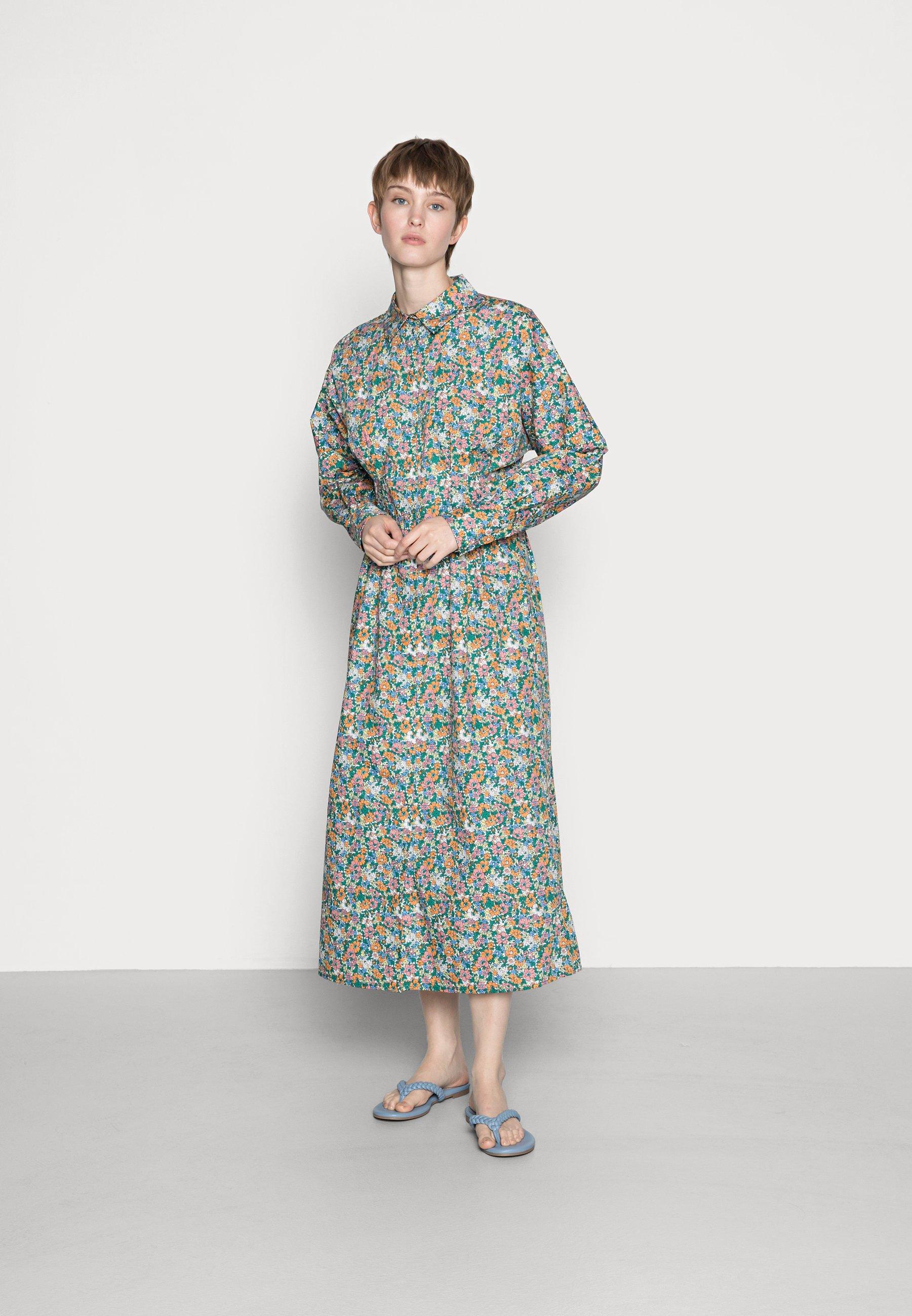 Damen YASRIKKE LONG DRESS - Freizeitkleid
