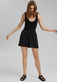 edc by Esprit - FASHION  - Shorts - black - 1