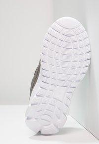 Kappa - UNISEX - Sports shoes - grey/lime - 4