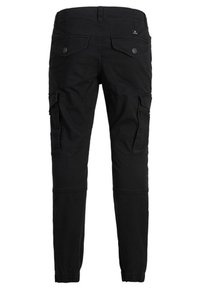Jack & Jones Junior - Pantalones cargo - black - 1