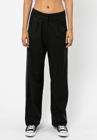 Religion - SUNRISE  - Trousers - jet black - 0