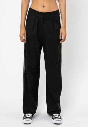 SUNRISE  - Trousers - jet black
