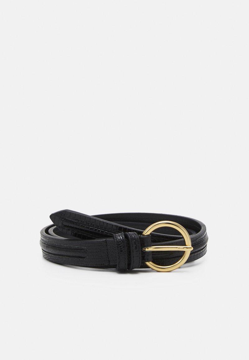 sandro - ZELDA - Belt - noir