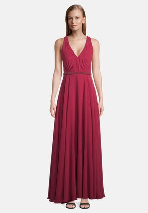 Maxi dress - ruby red