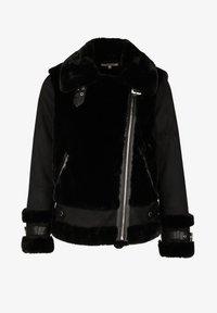 Morgan - Winter jacket - black - 4