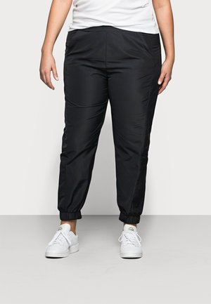 NMKAJA PANTS - Trainingsbroek - black