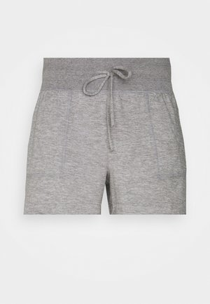 RELAXED SHORT - Sports shorts - pilot grey