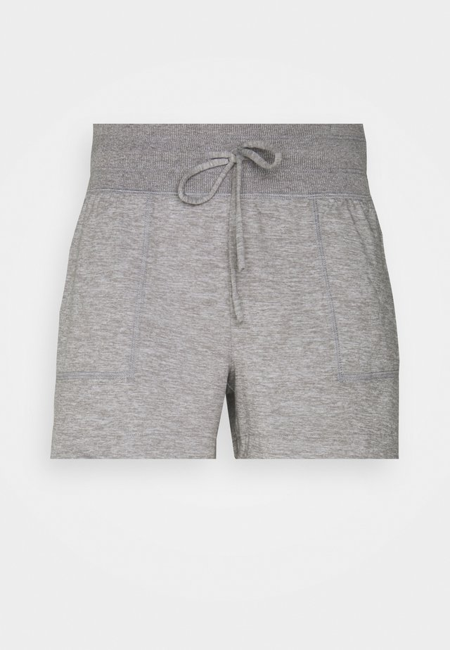 RELAXED SHORT - Sports shorts - pilot grey