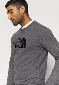 The North Face - DREW PEAK - Mikina - mottled grey - 3