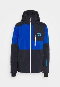 Brunotti - STROKERS MENS SNOWJACKET - Snowboard jacket - space blue - 5