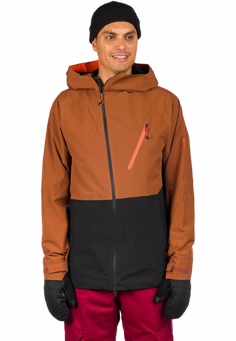 686 - HYDRA THERMAGRAPH - Outdoor jacket - clay colorblock
