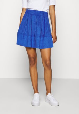 KIA  - A-line skirt - royal blue