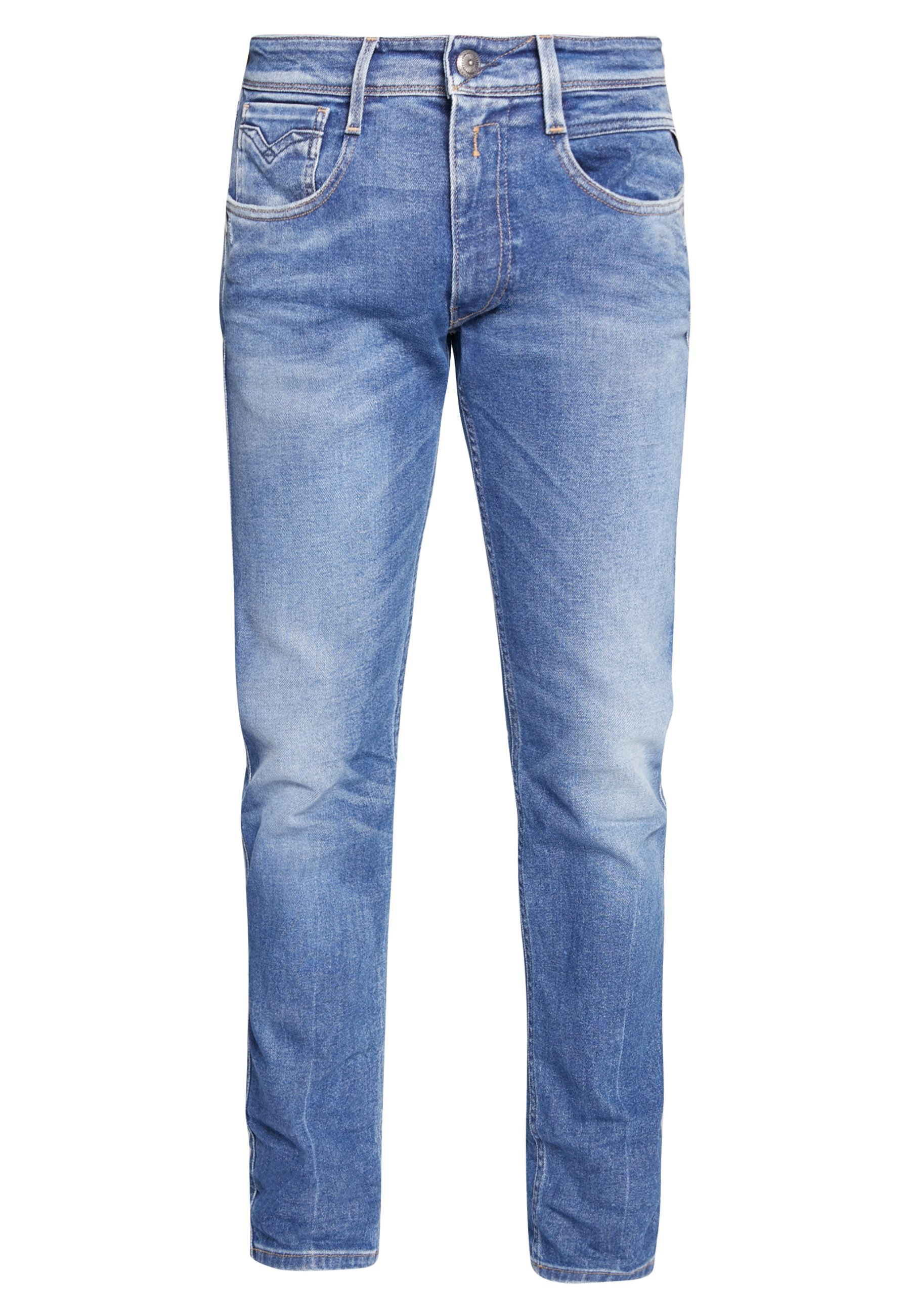 Replay ANBASS - Jean slim - medium blue