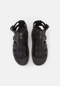 Dr. Martens - OLSON - Ankle cuff sandals - black aunt sally - 5