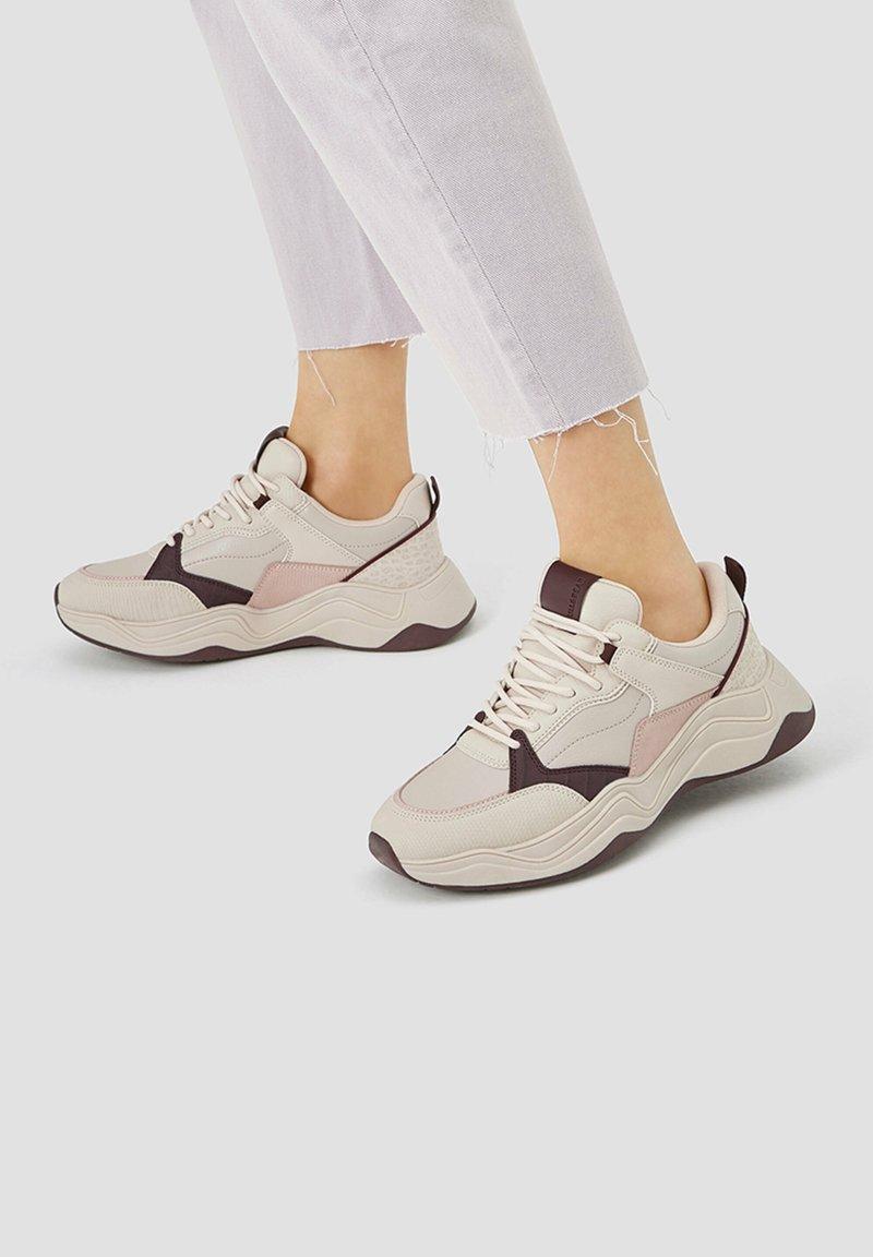 PULL&BEAR - Sneakersy niskie - multi-coloured
