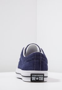 Converse - ONE STAR - Trainers - eclipse/white - 3