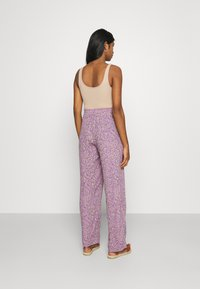 Moves - PYNNE  - Trousers - lilac breeze - 2