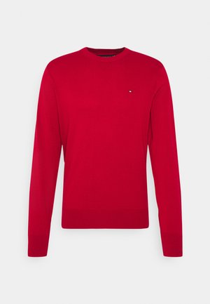 BLEND CREW NECK - Maglione - primary red