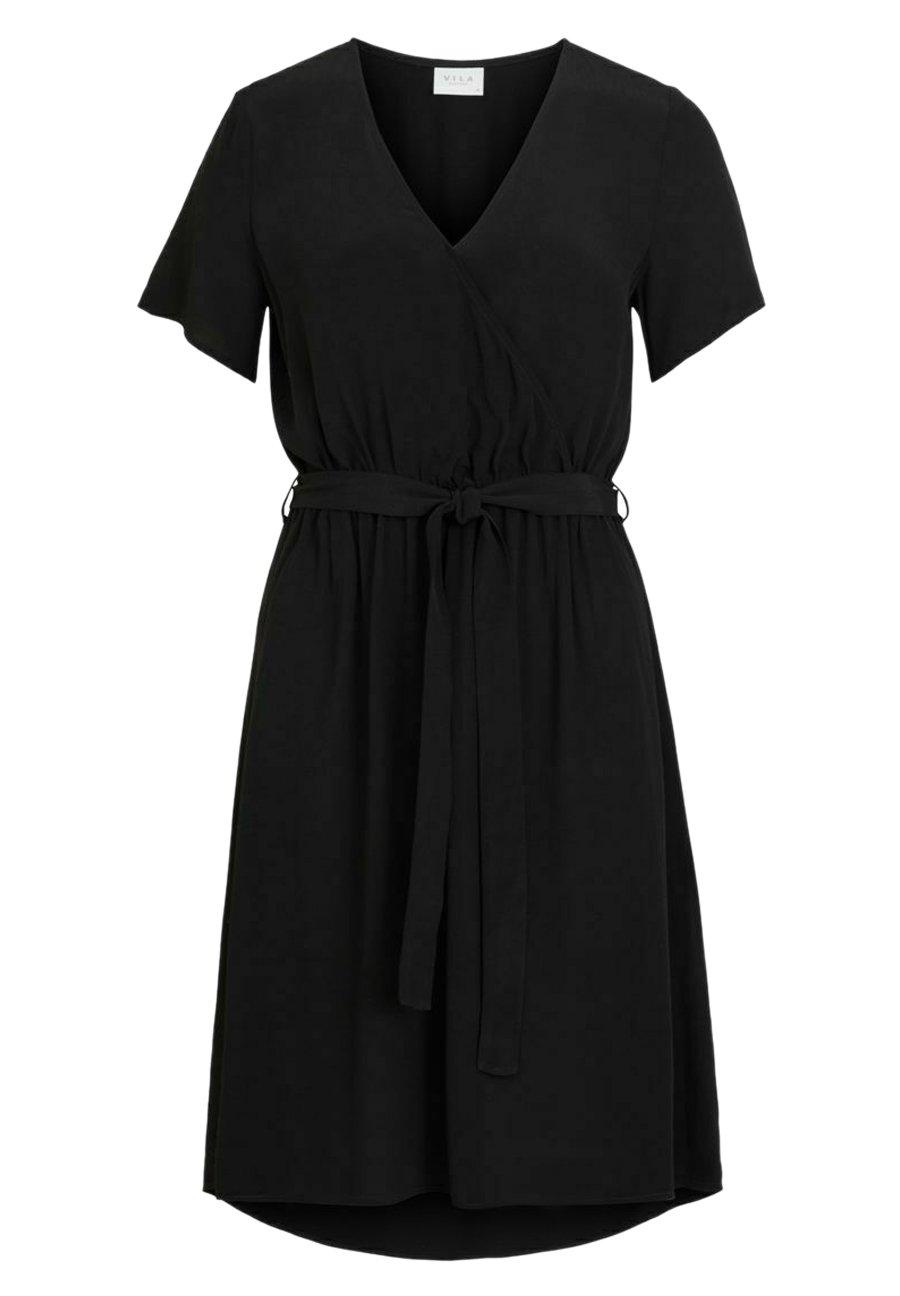 Mujer WICKELKLEID KURZÄRMELIGES - Vestido informal
