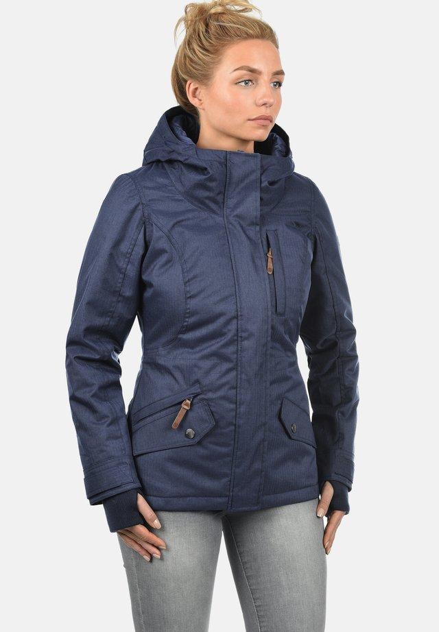 KURZJACKE BELLISSA - Winter jacket - dark blue