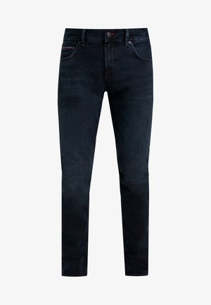 STRAIGHT DENTON  BURKE  - Straight leg jeans - dark-blue denim