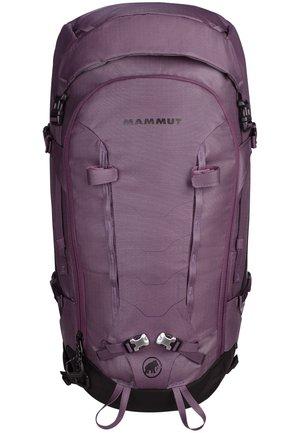 TREA SPINE - Backpack - galaxy-black
