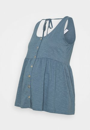 MLMILLA LIA TANK - Top - china blue
