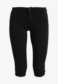 ONLY - ONLRAIN - Denim shorts - black - 6