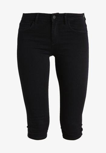 ONLRAIN - Jeans Short / cowboy shorts - black