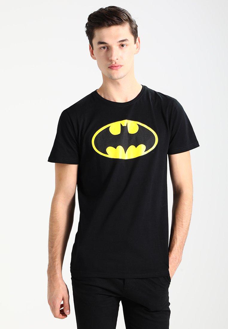 Mister Tee - BATMAN - Print T-shirt - black