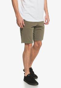 Quiksilver - Denim shorts - kalamata - 3