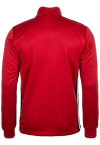adidas Performance - REGISTA 18 - Training jacket - red/black - 2