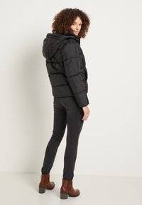 TOM TAILOR DENIM - Winter jacket - deep black - 2