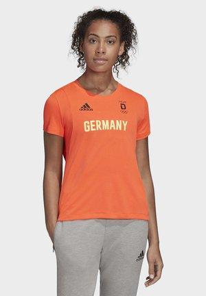 GERMANY TOKYO HEAT.RDY OLYMPIC SPORTS - Funkční triko - apsord