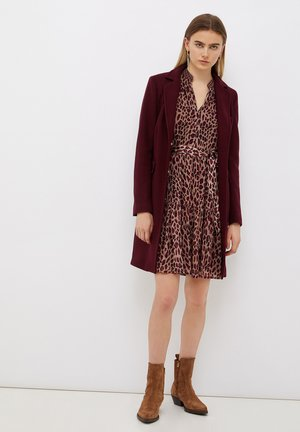 Day dress - red/pink