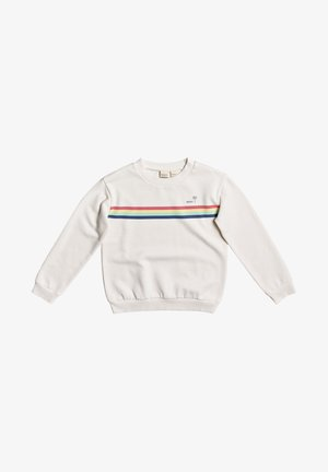 SHOW ME LOVE  - Sweatshirt - snow white
