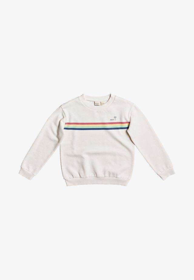 SHOW ME LOVE  - Sweater - snow white