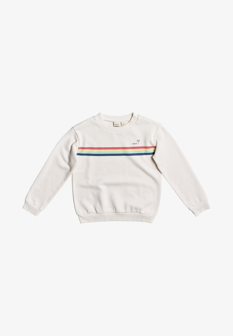 Roxy - SHOW ME LOVE  - Sweatshirt - snow white