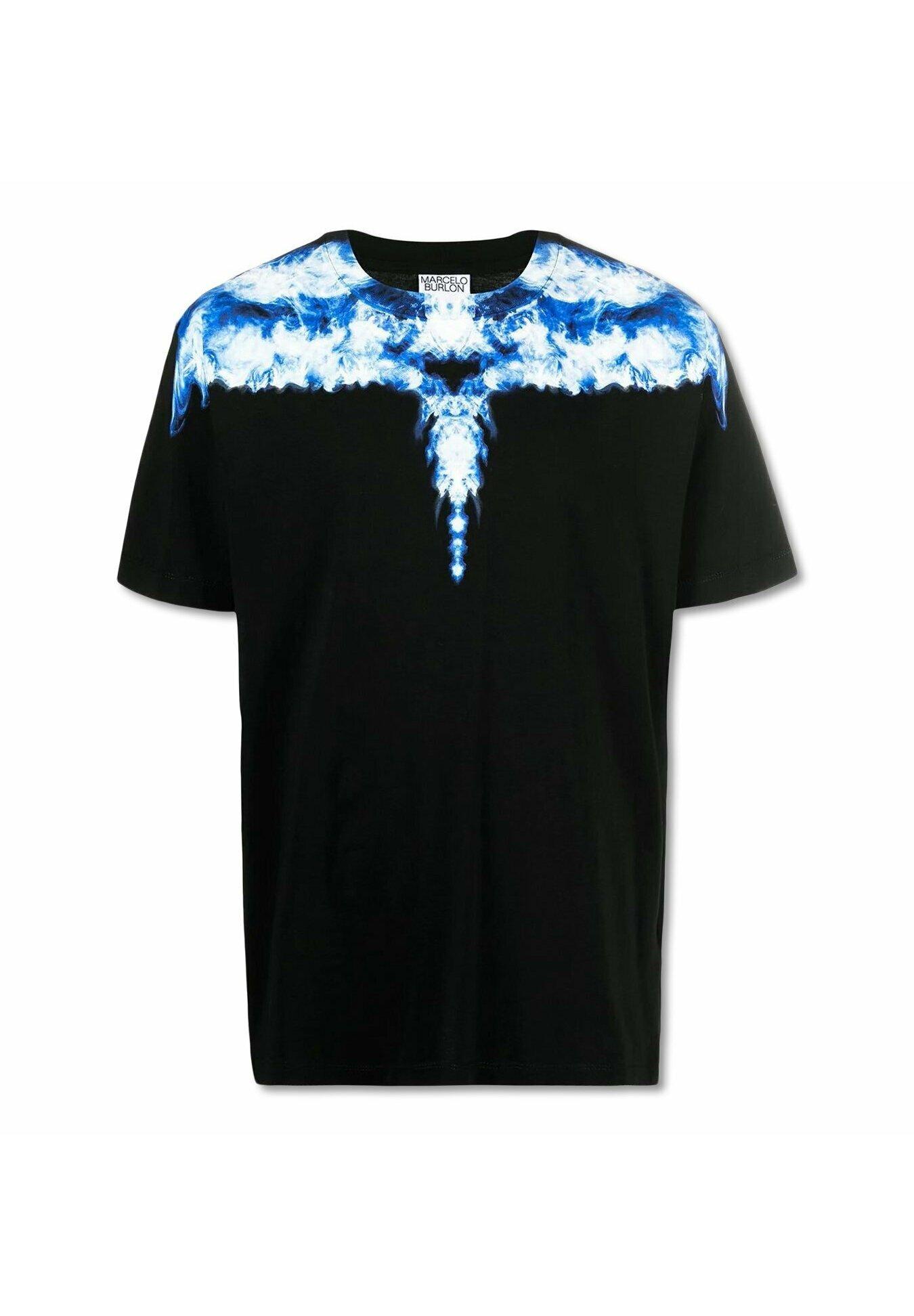 Herrer SMOKE WINGS - T-shirts print
