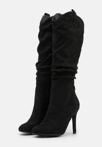 Anna Field - High heeled boots - black - 2