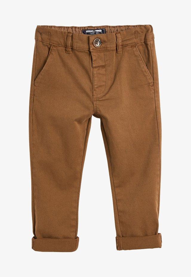 GINGER - Broek - brown