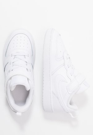 COURT BOROUGH 2 UNISEX - Sneakersy niskie - white