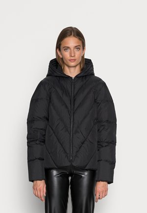 SLFDUNA JACKET - Gewatteerde jas - black