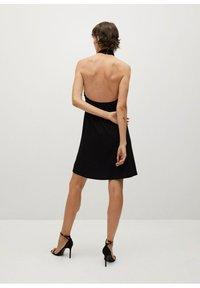 Mango - Vestito elegante - black - 2