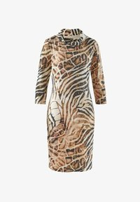 Alba Moda - Jersey dress - beige,braun - 1