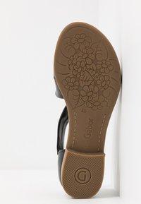 Gabor Comfort - Sandals - schwarz - 6