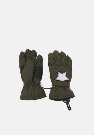 CELIO GLOVES UNISEX - Gloves - deep depths