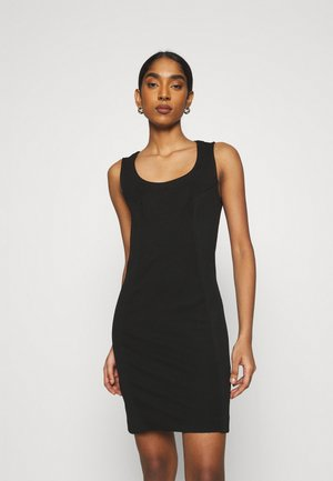 D-REKI - Sukienka z dżerseju - black