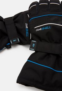 Reusch - CONNOR R-TEX - Handschoenen - black/brilliant blue - 3